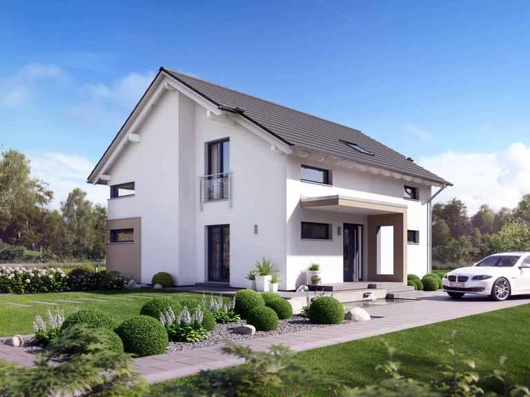 Einfamilienhaus Selection-E-175 E1 - Schwabenhaus