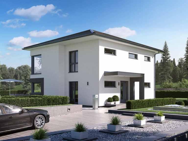 Stadtvilla Selection-E-175 E4 - Schwabenhaus