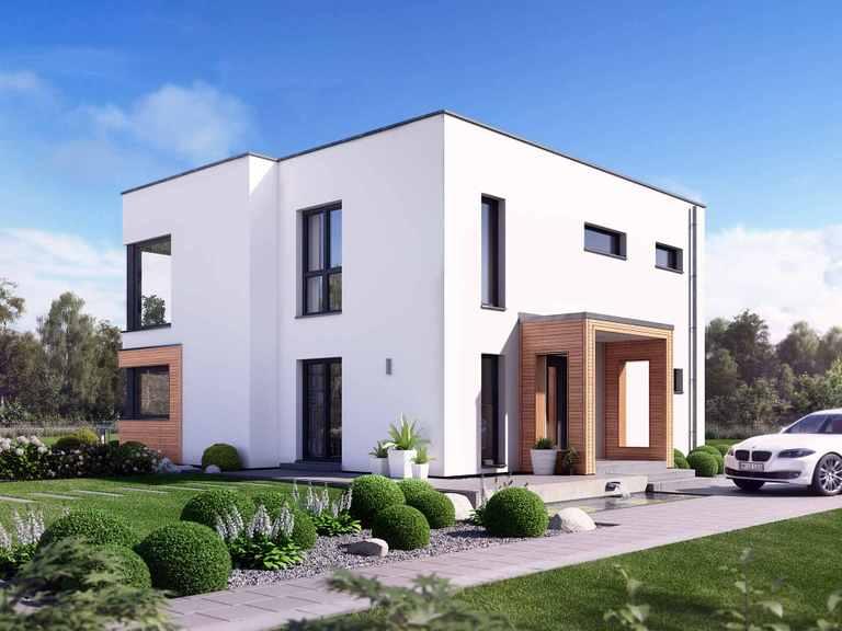 Kubus Haus Selection-E-175 E5 - Schwabenhaus