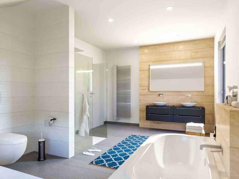 Einfamilienhaus Selection-E-175 E6 - Schwabenhaus Badezimmer