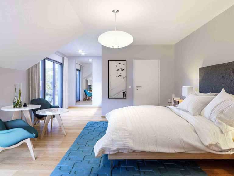 Einfamilienhaus Selection-E-175 E6 - Schwabenhaus Schlafzimmer