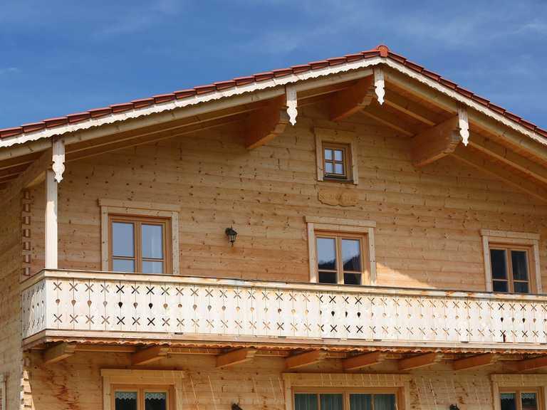 Blockhaus Berchtesgaden Ansicht 3