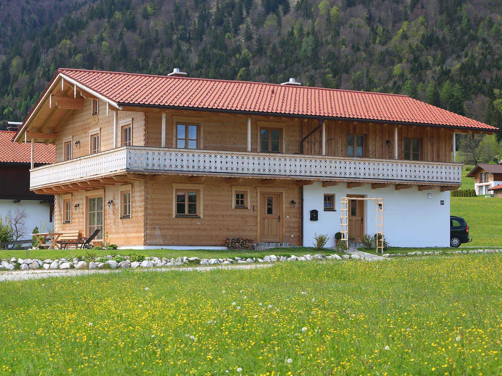 Chiemgauer Holzhaus blockhaus berchtesgaden chiemgauer holzhaus