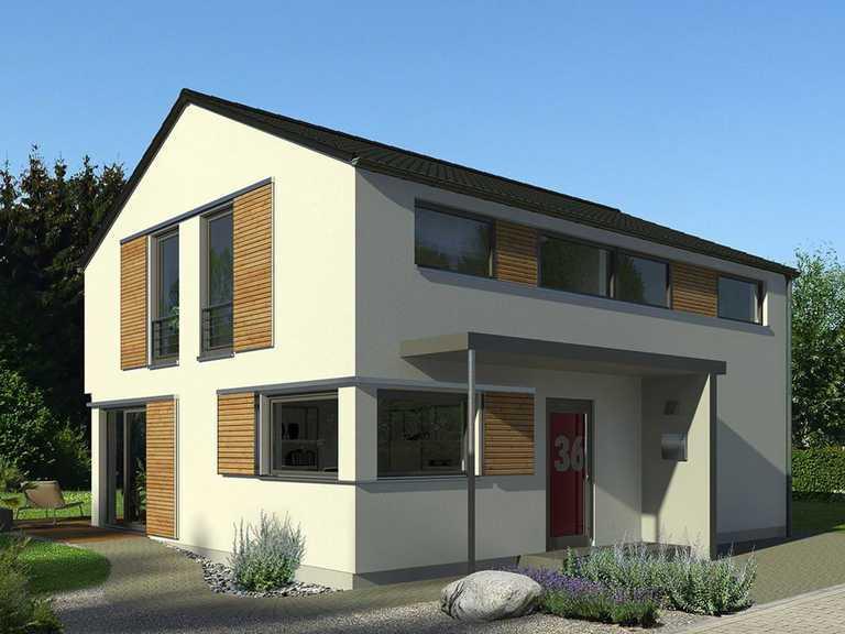 Kitzlinger Haus Talent Hauseingang