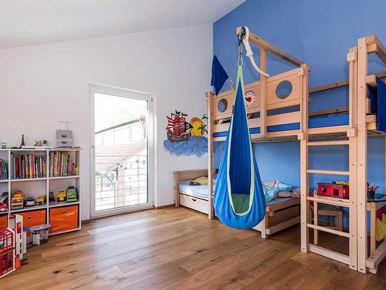 Kinderzimmer - KitzlingerHaus - Referenzhaus Hirschau