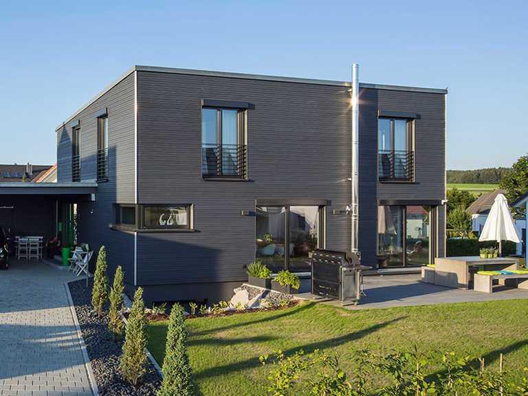 Garten - Kitzlingerhaus - Referenzhaus Emmingen