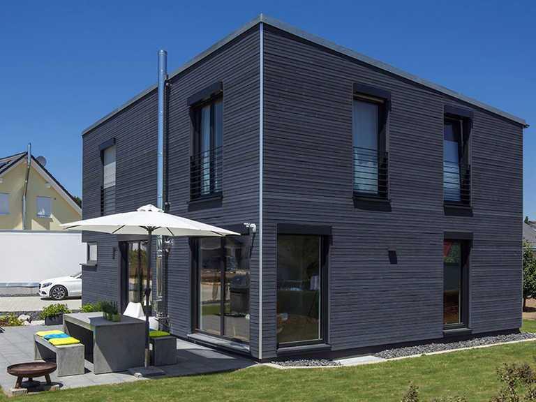 Terrasse - Kitzlingerhaus - Referenzhaus Emmingen