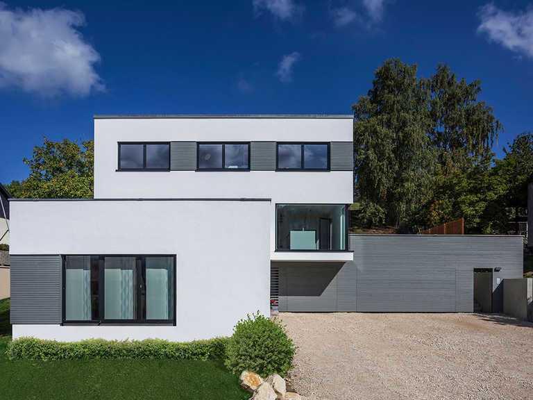 Garten - KitzlingerHaus - Referenzhaus Dettingen/Erms