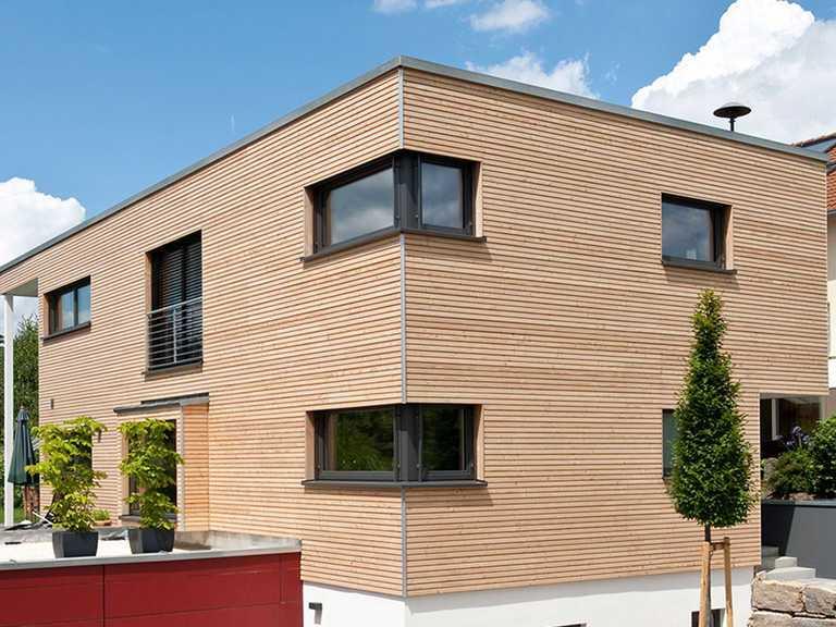 Außenansicht - KitzlingerHaus - Referenzhaus Unterfranken