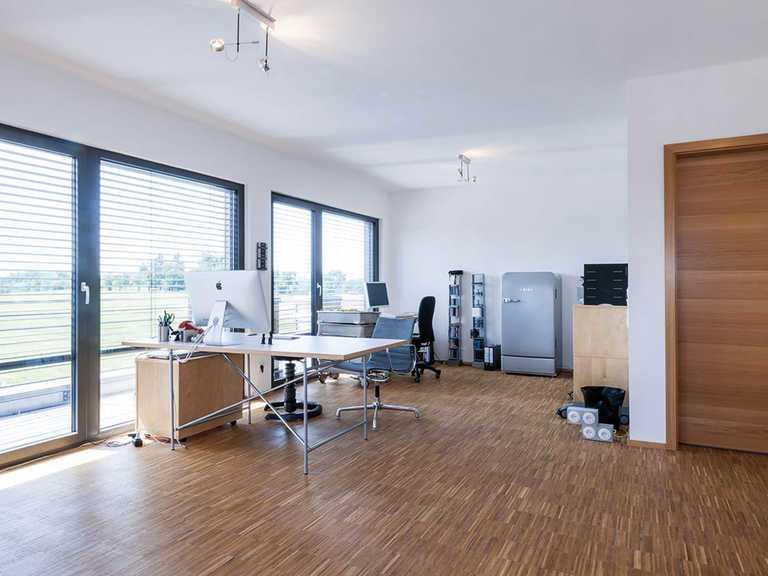 Arbeitszimmer - KitzlingerHaus - Referenzhaus Steinenbronn