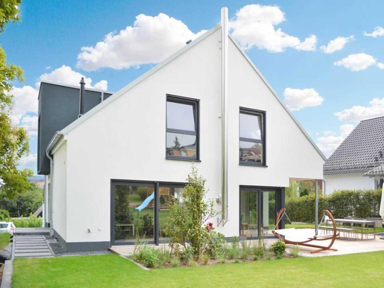 Musterhaus 5 Ansicht 2 - Dexturis Bau