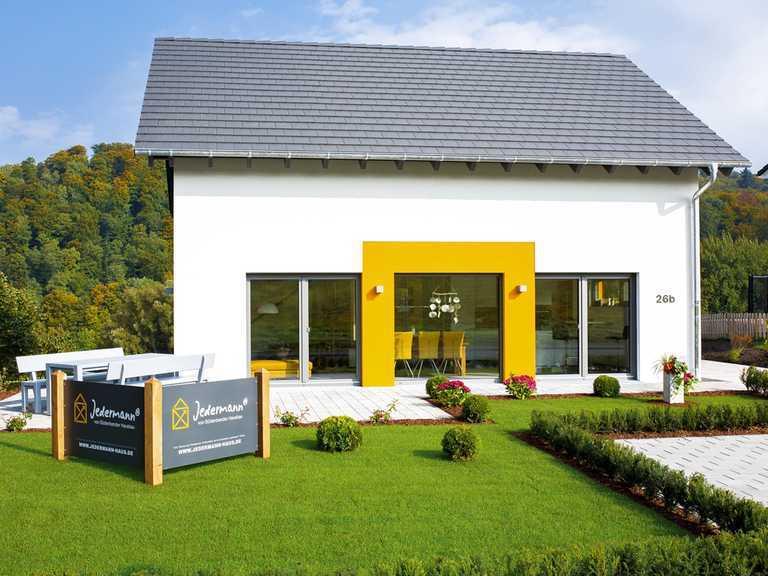 Musterhaus Jedermann® Garten