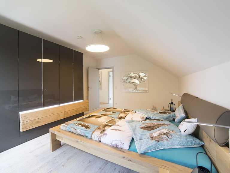 Musterhaus Jedermann® Schlafzimmer