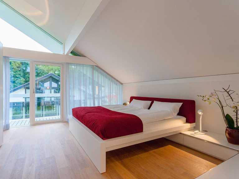 Musterhaus Frankfurt Schlafzimmer