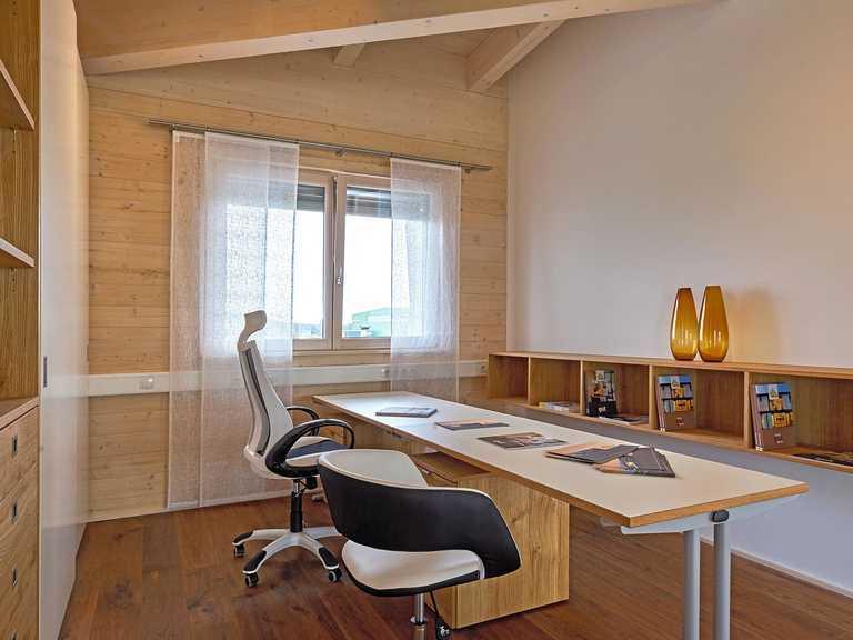 Musterhaus Merklingen Büro