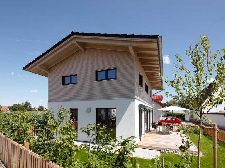Musterhaus Eresing - Sonnleitner Holzbauwerke