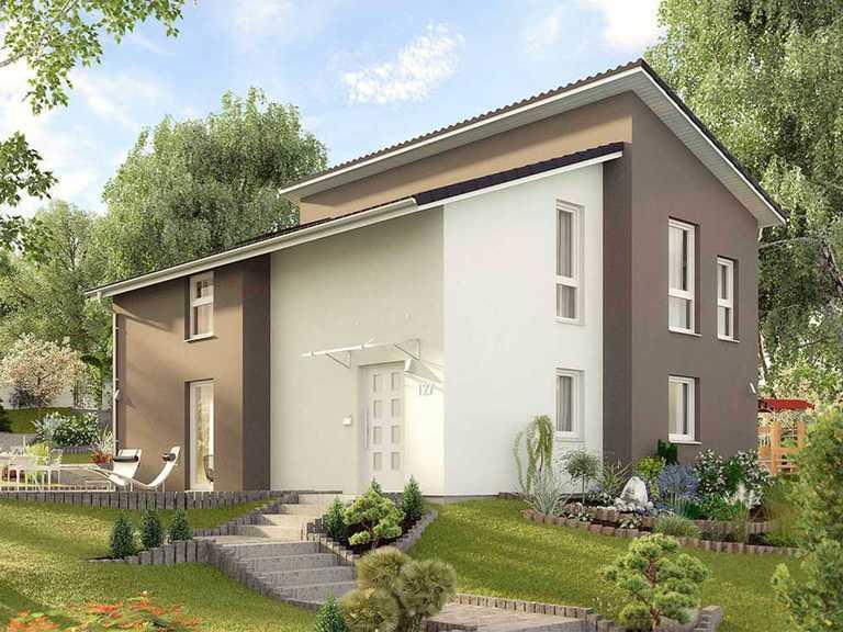 Pultdachhaus ProStyle 127