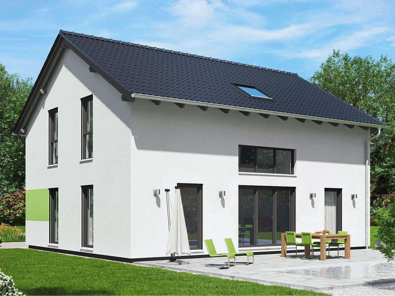 Einfamilienhaus Wien Außenansicht