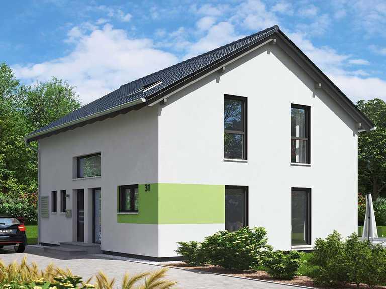 Einfamilienhaus Wien Hauptansicht