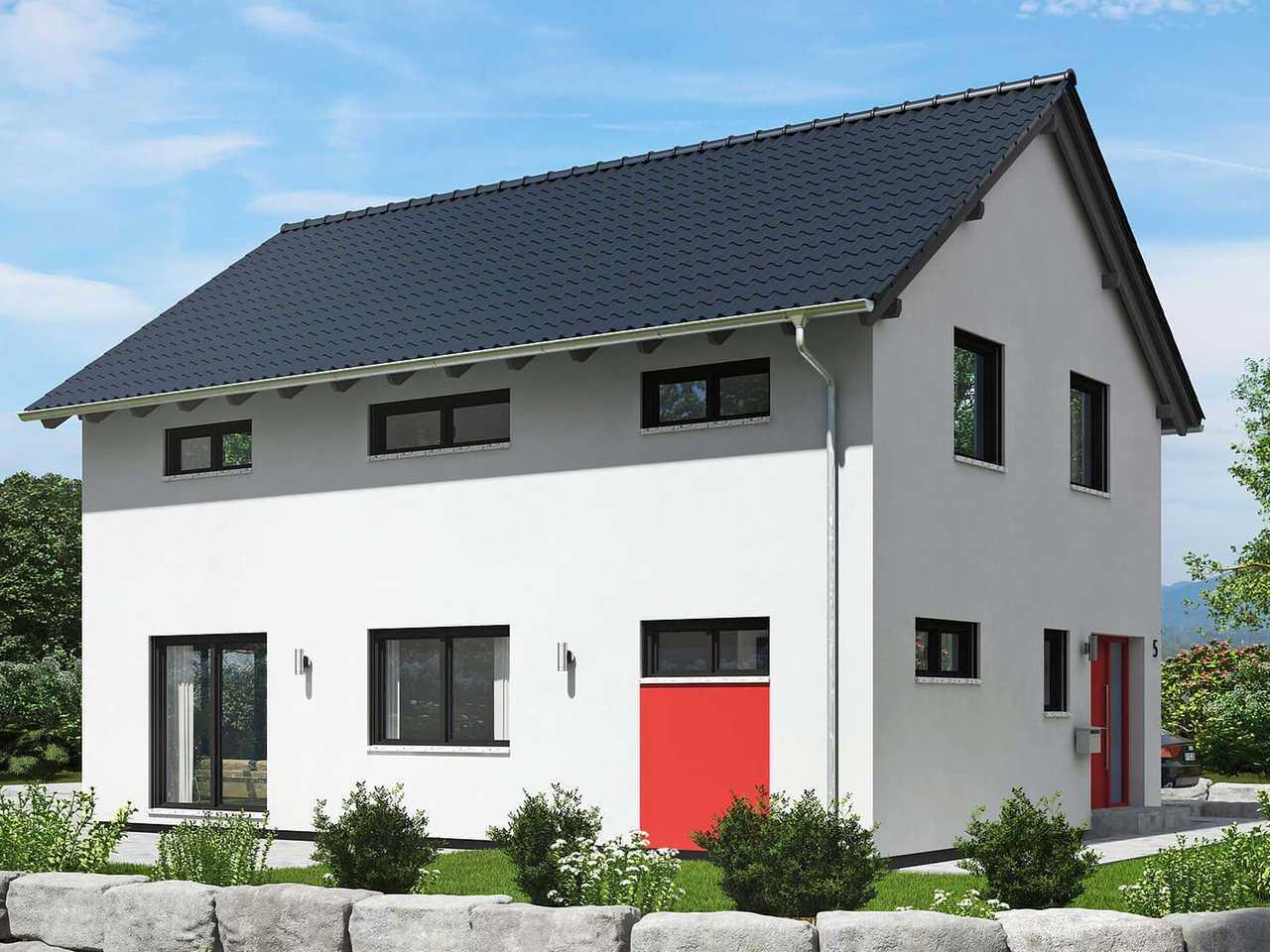 Einfamilienhaus Dublin Außenansicht