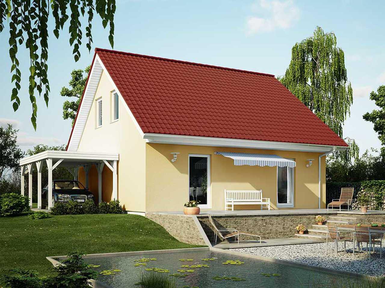 Einfamilienhaus ProFamily 124 von ProHaus