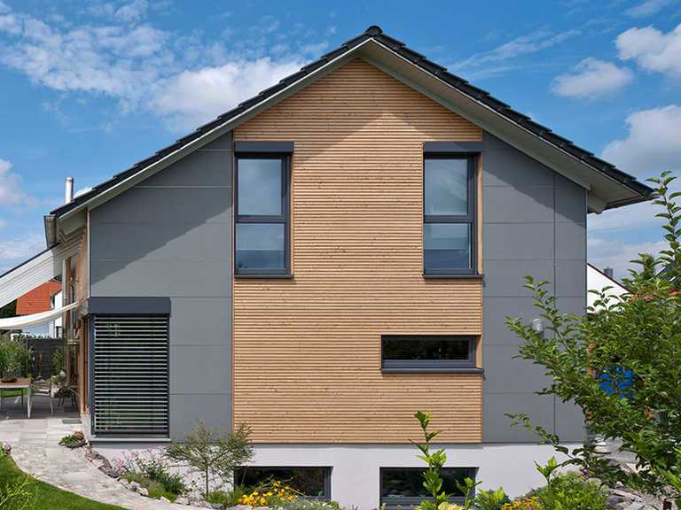 Gartenansicht - KitzlingerHaus - Kitzlinger Haus Harthausen