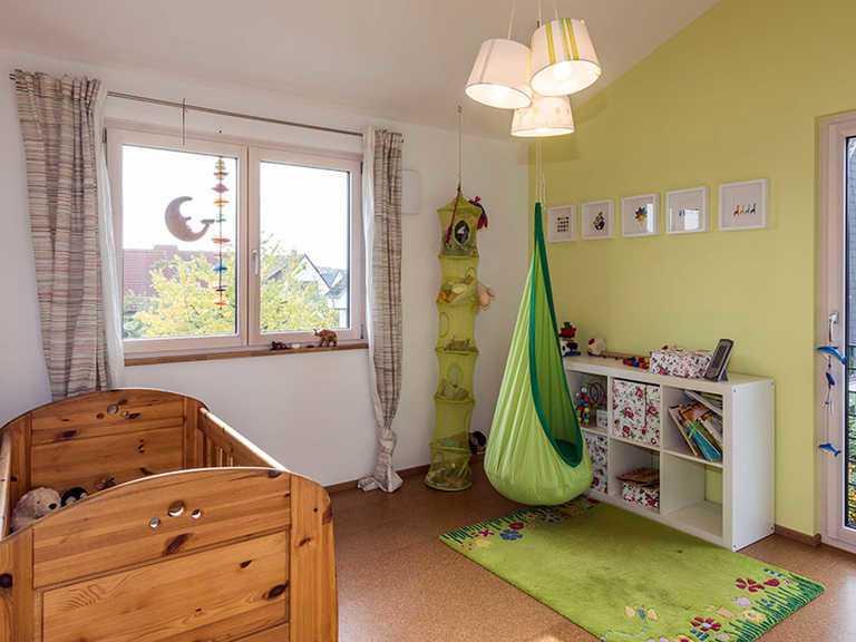 Kinderzimmer - KitzlingerHaus - Kitzlinger Haus Malmsheim