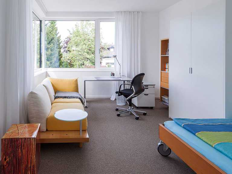Jugendzimmer - KitzlingerHaus - Kitzlinger Haus Schillerhoehe