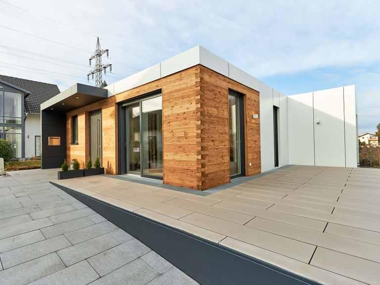 Musterhaus Fellbach - WOLF System Haus