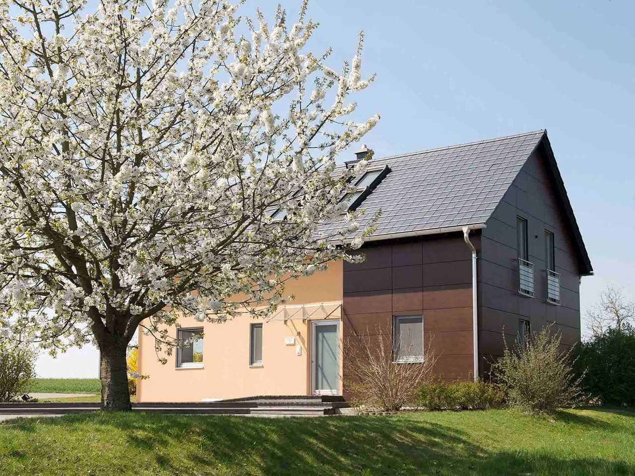Musterhaus Schierling - WOLF System Haus