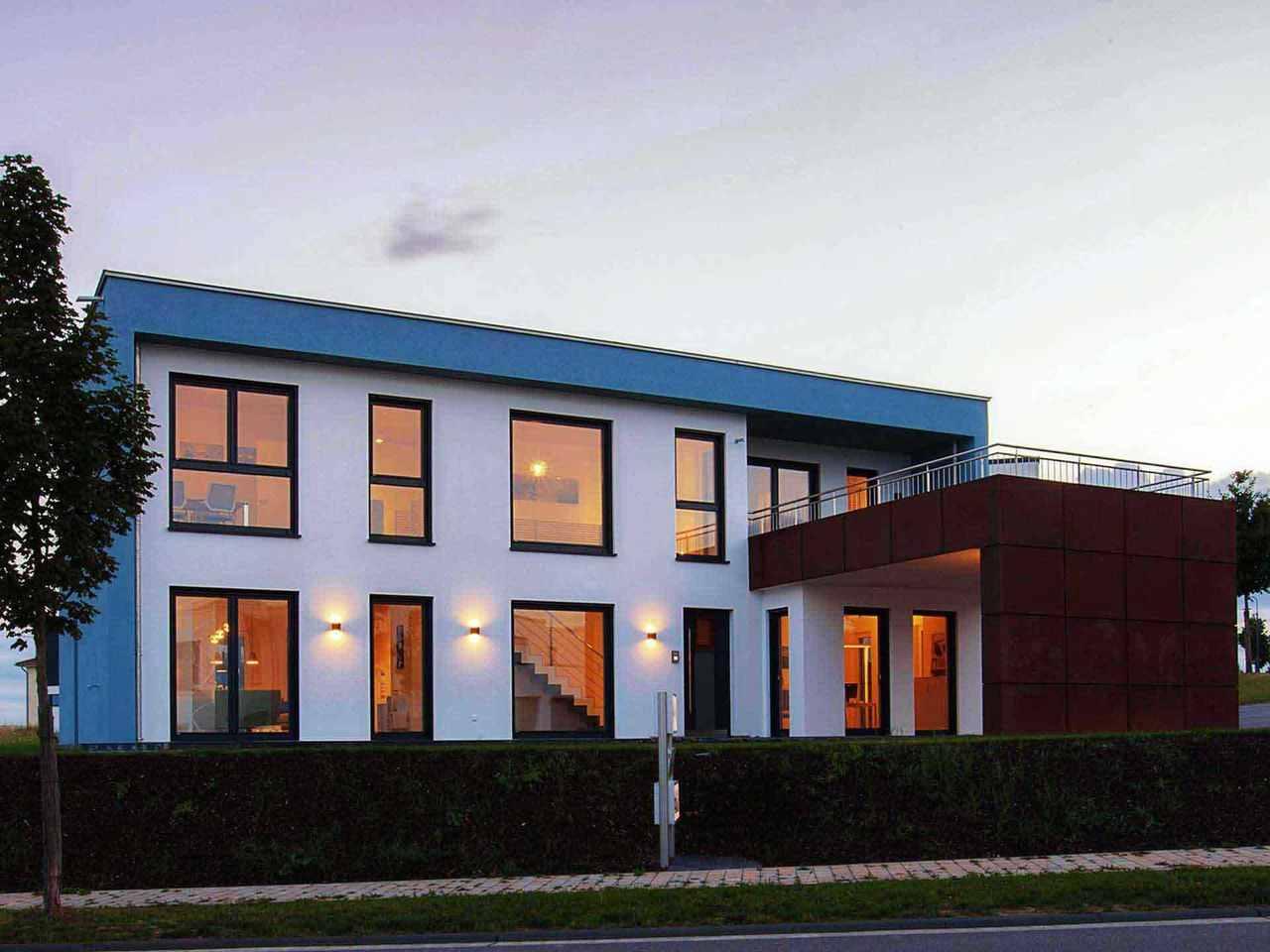 Musterhaus Wincheringen von WOLF System Haus