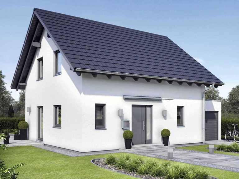 Einfamilienhaus Balance 080 - WeberHaus