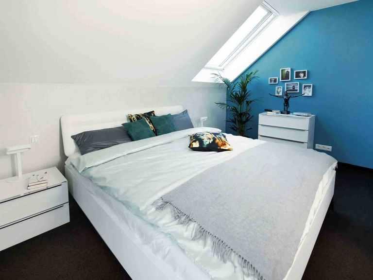 Einfamilienhaus Balance 080 - WeberHaus Schlafzimmer