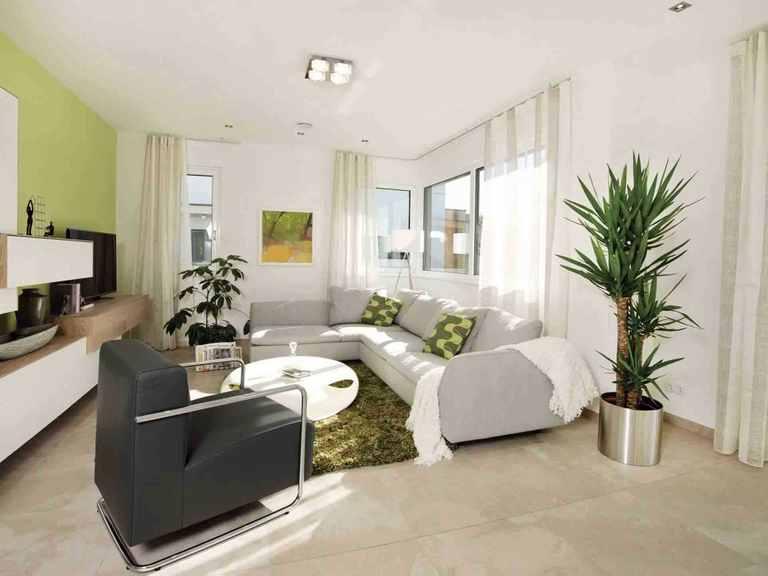 Einfamilienhaus Balance 080 - WeberHaus Wohnbereich