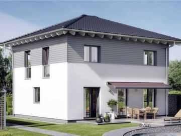 stadtvilla bauen vergleiche h user anbieter und preise auf. Black Bedroom Furniture Sets. Home Design Ideas