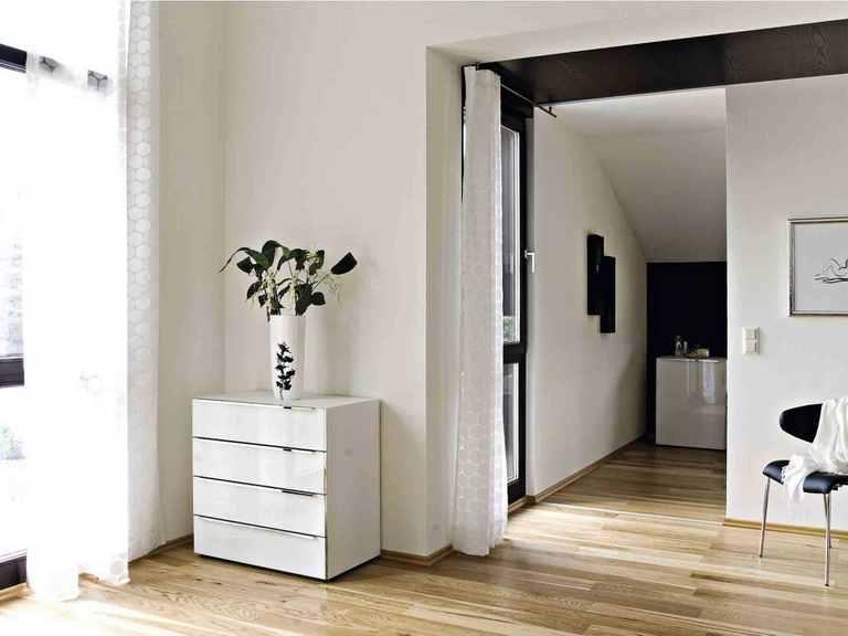 Stadtvilla Balance 200 - WeberHaus Schlafzimmer