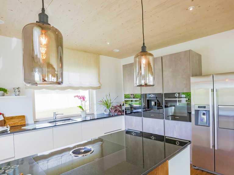 Musterhaus Petra von Fink Haus Küche
