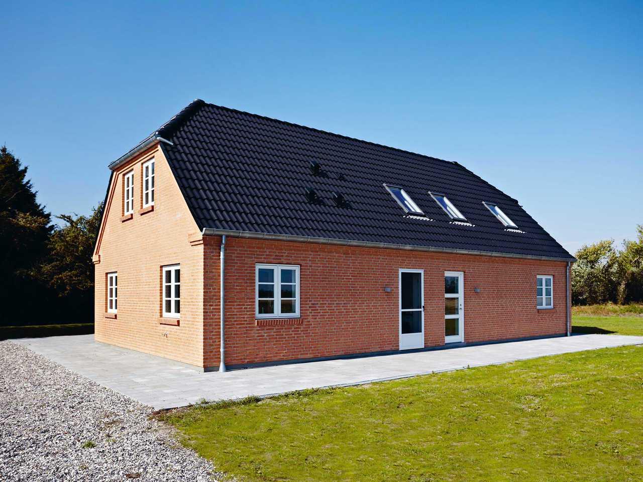 Doppelhaus DH144 Hauptansicht