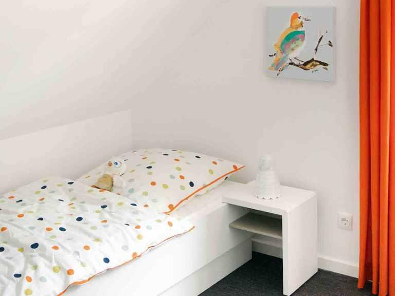 Doppelhaus DH144 - Die HausCompagnie Kinderzimmer: Mädchen