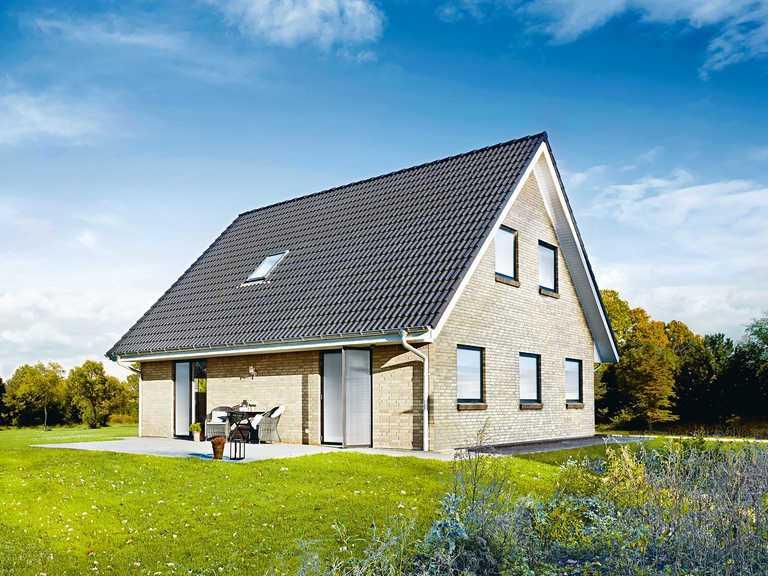 Einfamilienhaus EFH126A Hauptansicht