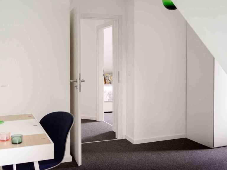 Einfamilienhaus EFH143 - Die HausCompagnie Kinderzimmer: Junge