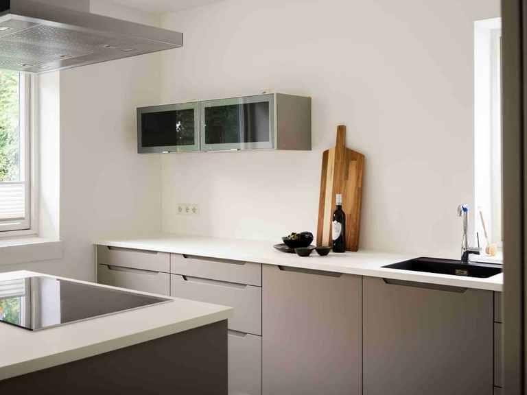 Einfamilienhaus EFH160 - Die HausCompagnie Offene Küche