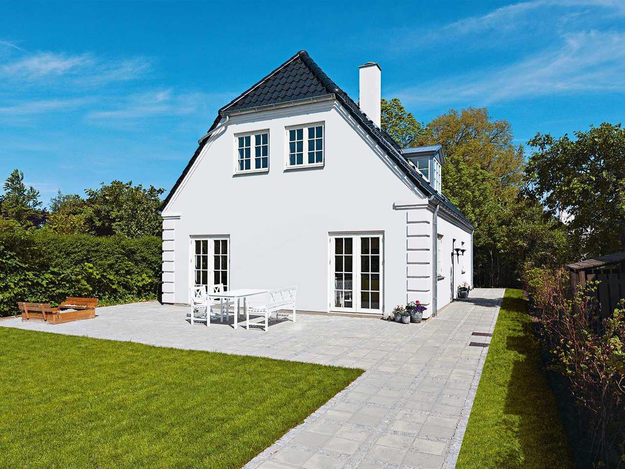 Einfamilienhaus EFH160 Hauptansicht