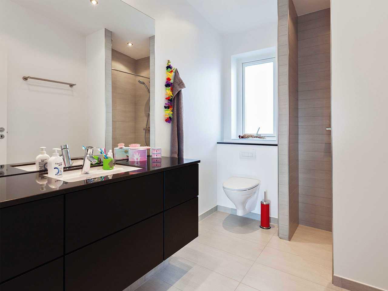 Einfamilienhaus EFH160 Innenansicht Badezimmer
