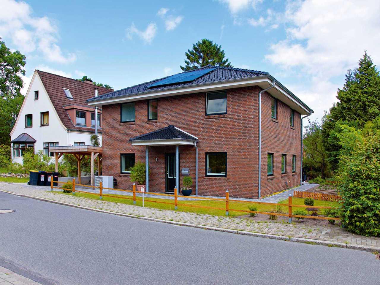 Stadtvilla SV118 Hauptansicht