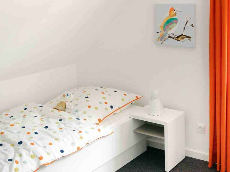 Stadtvilla SV118 - Die HausCompagnie Kinderzimmer: Mädchen