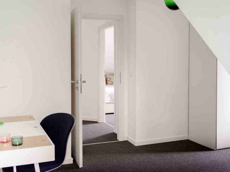 Stadtvilla SV161 - Die HausCompagnie Kinderzimmer: Junge