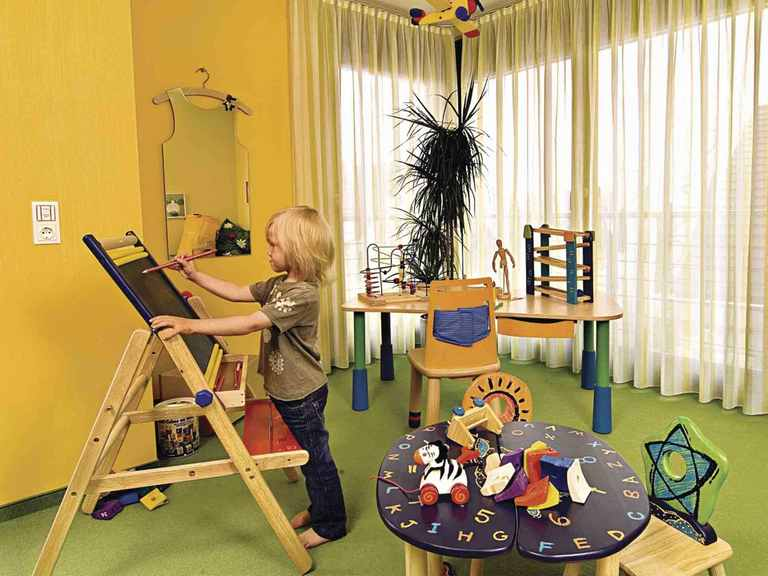 Musterhaus Bauforum München/Poing - WeberHaus Kinderzimmer