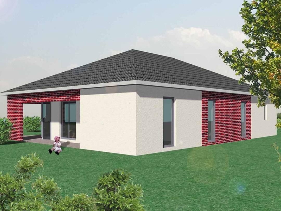 Haus MODERN 130 von AP:art Haus GmbH