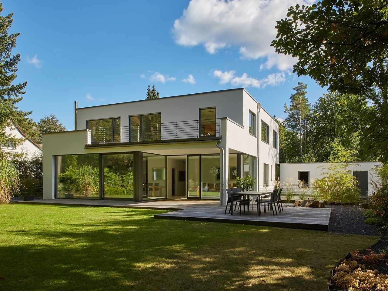Designhaus Kubus - Theodor Roreger